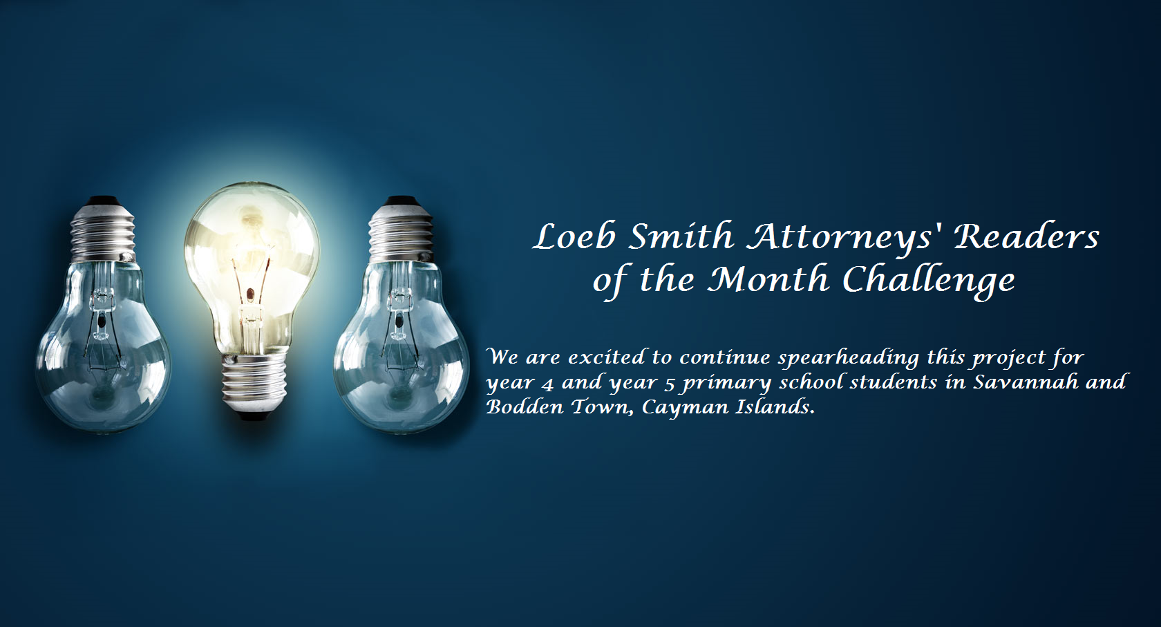 Loeb Smith Reading challenge